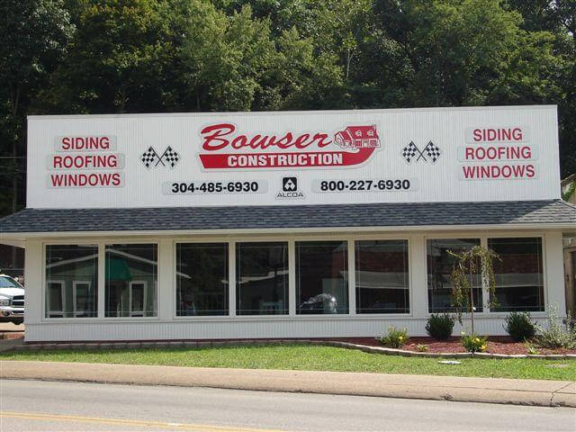 Bowser Construction Parkersburg West Virginia Bowser